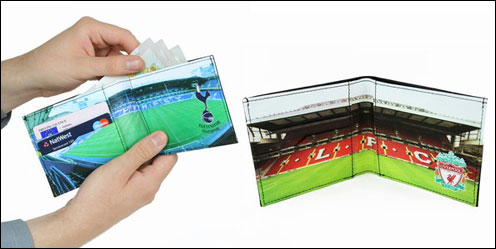 Football Stadium Wallets
