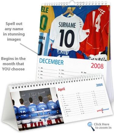 Football Calendar